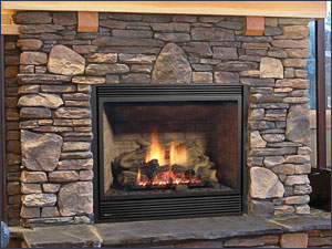 Anderson Fireplace – MA Gas, Electric Fireplaces – Wood